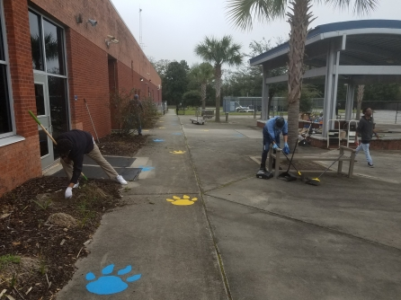 NCHS Cleanup 11
