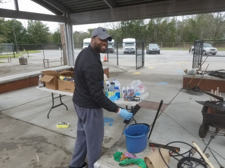 NCHS Cleanup 13