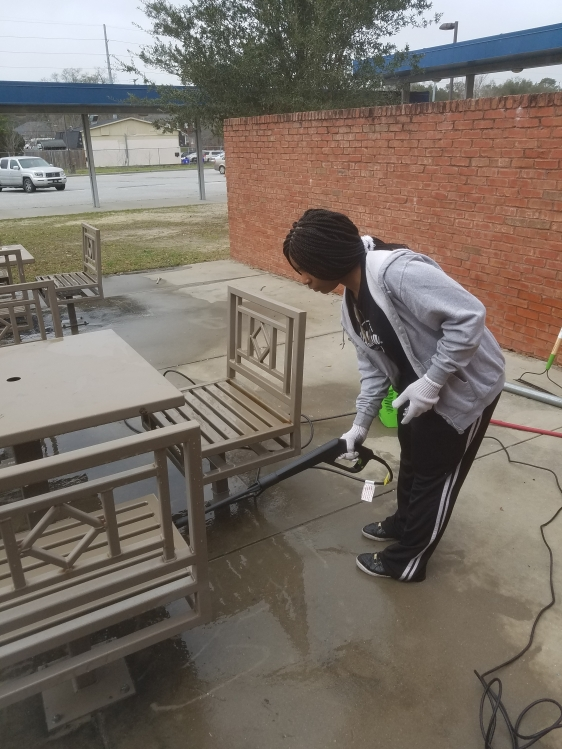 NCHS Cleanup 17