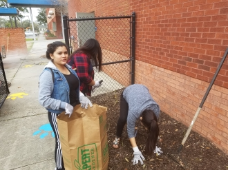 NCHS Cleanup 18