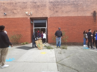 NCHS Cleanup 19