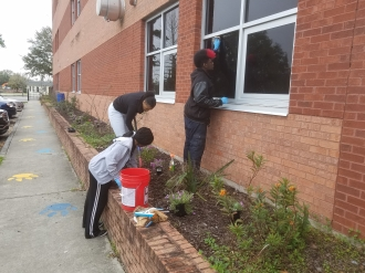 NCHS Cleanup 20
