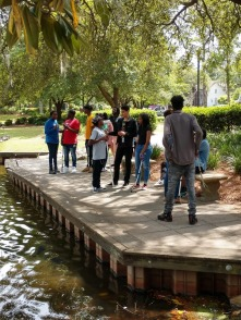 NCHS duck pond 38